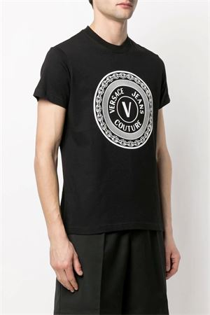 VERSACE JEANS COUTURE Men's T-Shirt VERSACE JEANS COUTURE | T-Shirt | B3GWA7TD30319899