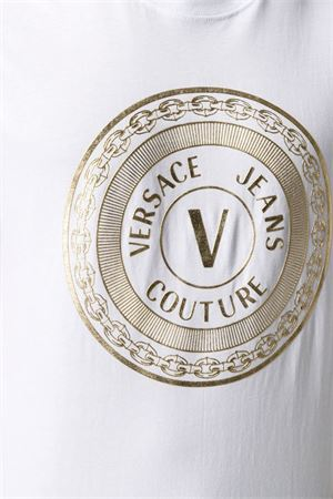 VERSACE JEANS COUTURE Men's T-Shirt VERSACE JEANS COUTURE | T-Shirt | B3GWA7TE30319K41