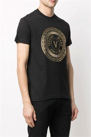VERSACE JEANS COUTURE Men's T-Shirt VERSACE JEANS COUTURE | T-Shirt | B3GWA7TE30319K42