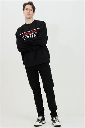 VERSACE JEANS COUTURE Men's Sweatshirt VERSACE JEANS COUTURE | Sweatshirt | B7GWA7TS30318899