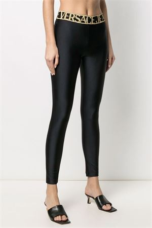VERSACE JEANS COUTURE Leggins Donna VERSACE JEANS COUTURE | Legging | D5HWA10104745899
