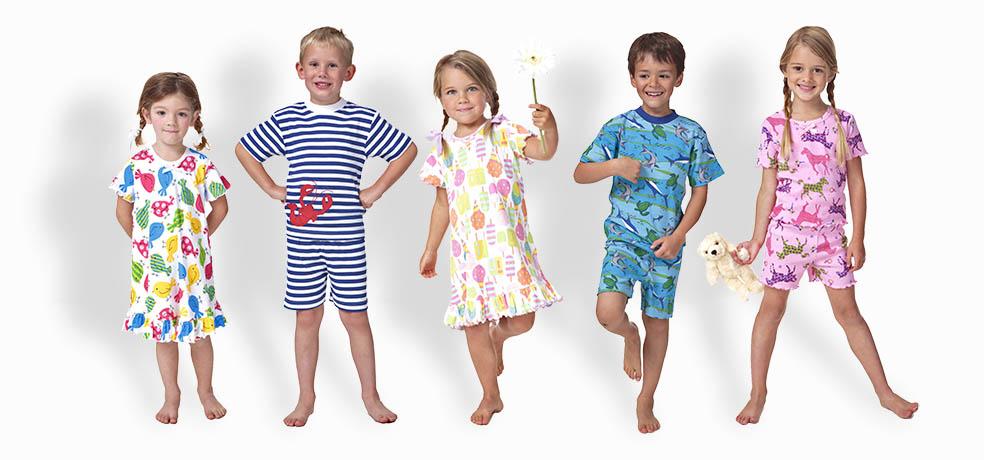 Sara's Prints Pajamas