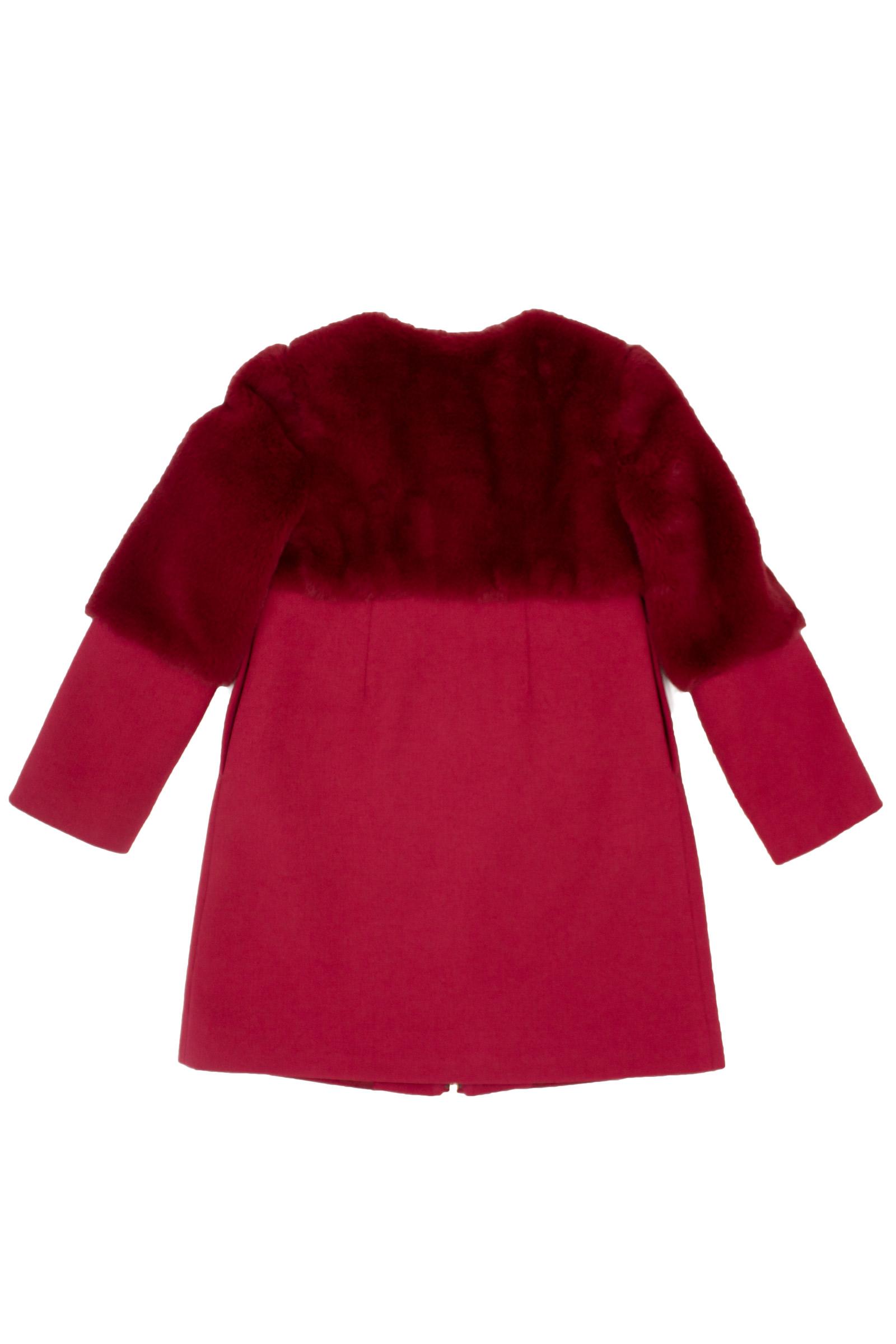 elisabetta franchi cappotto Elisabetta Franchi La mia Bambina   Cappotto   EFGB31GA380113