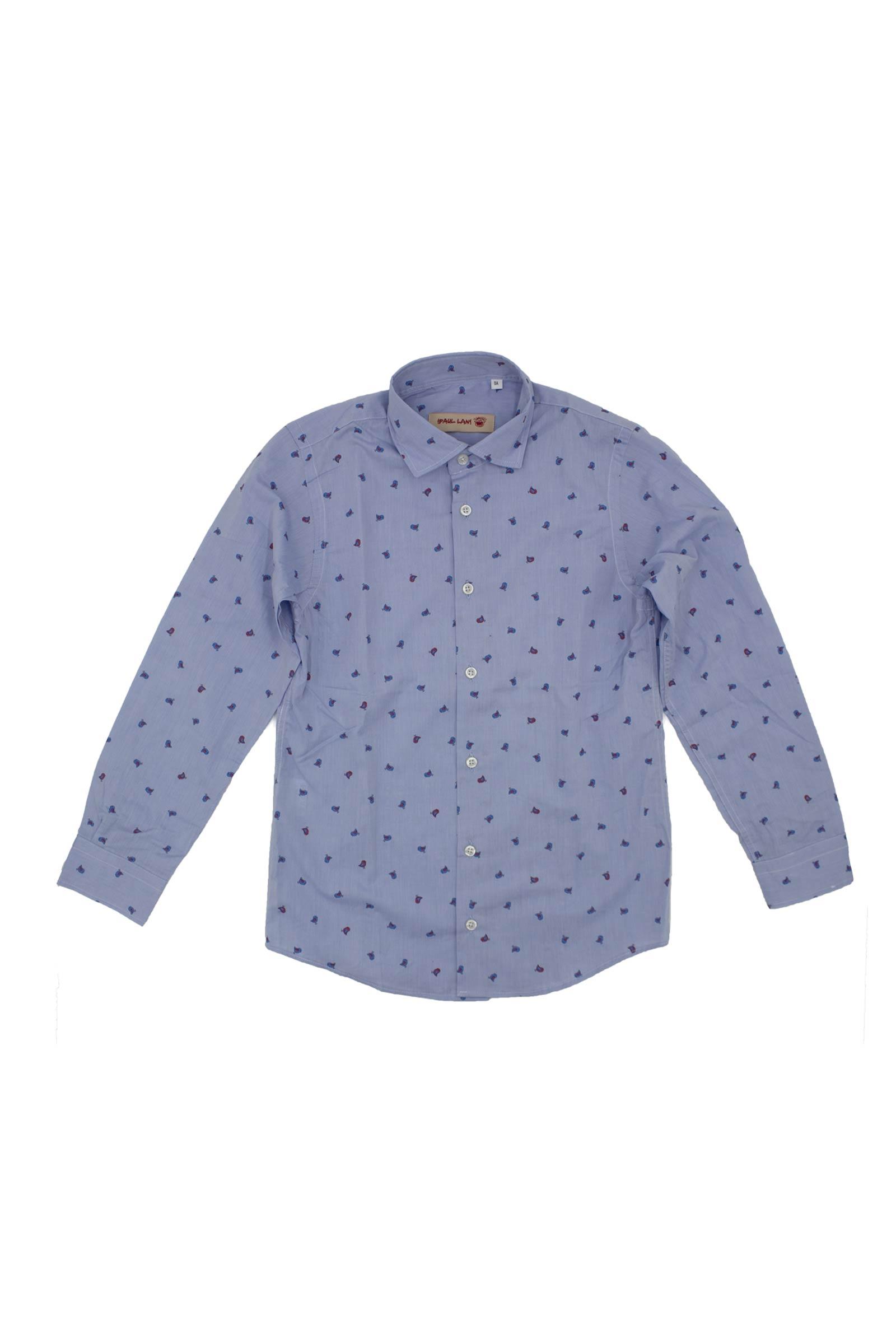 Paul Lan shirt PAUL LAN   Shirt   PL1013UCCELLI