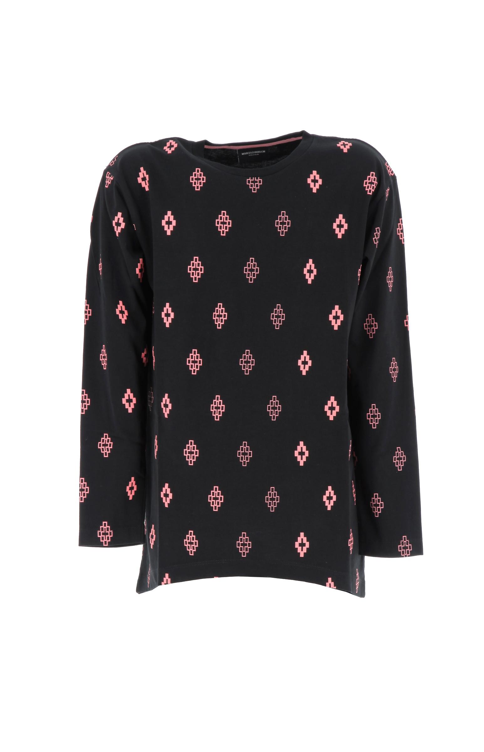 marcelo burlon t-shirt girl MARCELO BURLON KIDS OF MILAN | T-shirt | BMB10020010INVB010