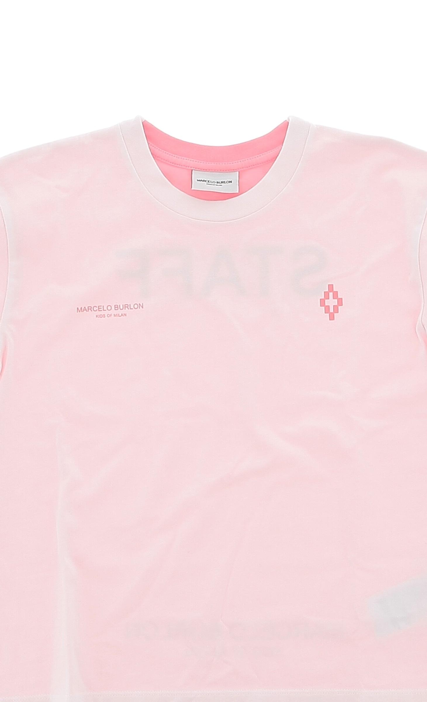 Marcelo Burlon t-shirt MARCELO BURLON KIDS OF MILAN | T-shirt | BMB10030010INVB000