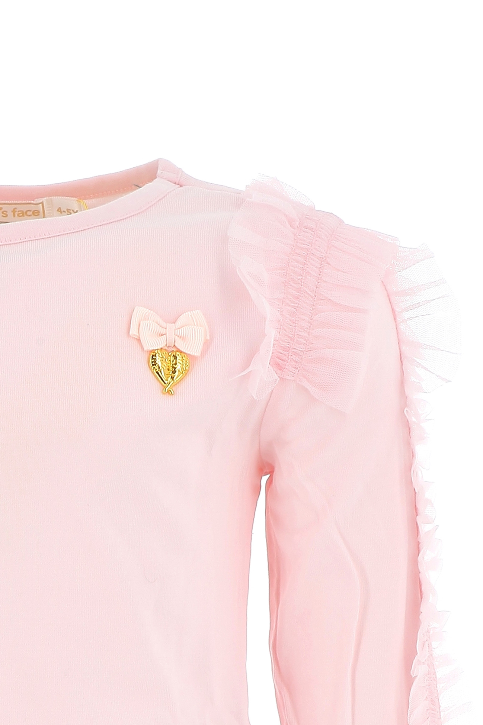 maglia Angel's Face | T-shirt | NEVEBALLET PINK