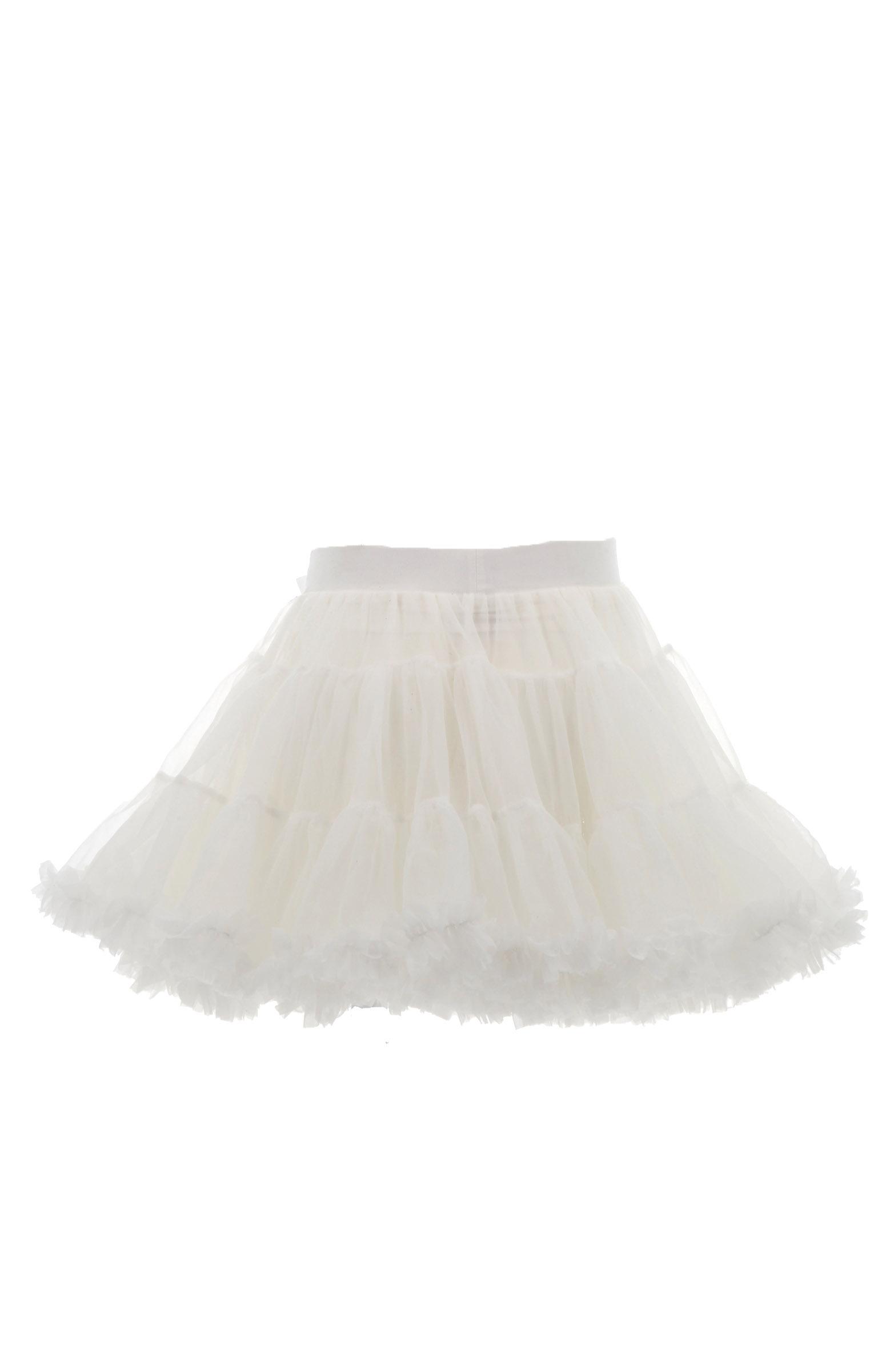 Tulle skirt Angel's Face | Skirt | PIXIESNOWDROP