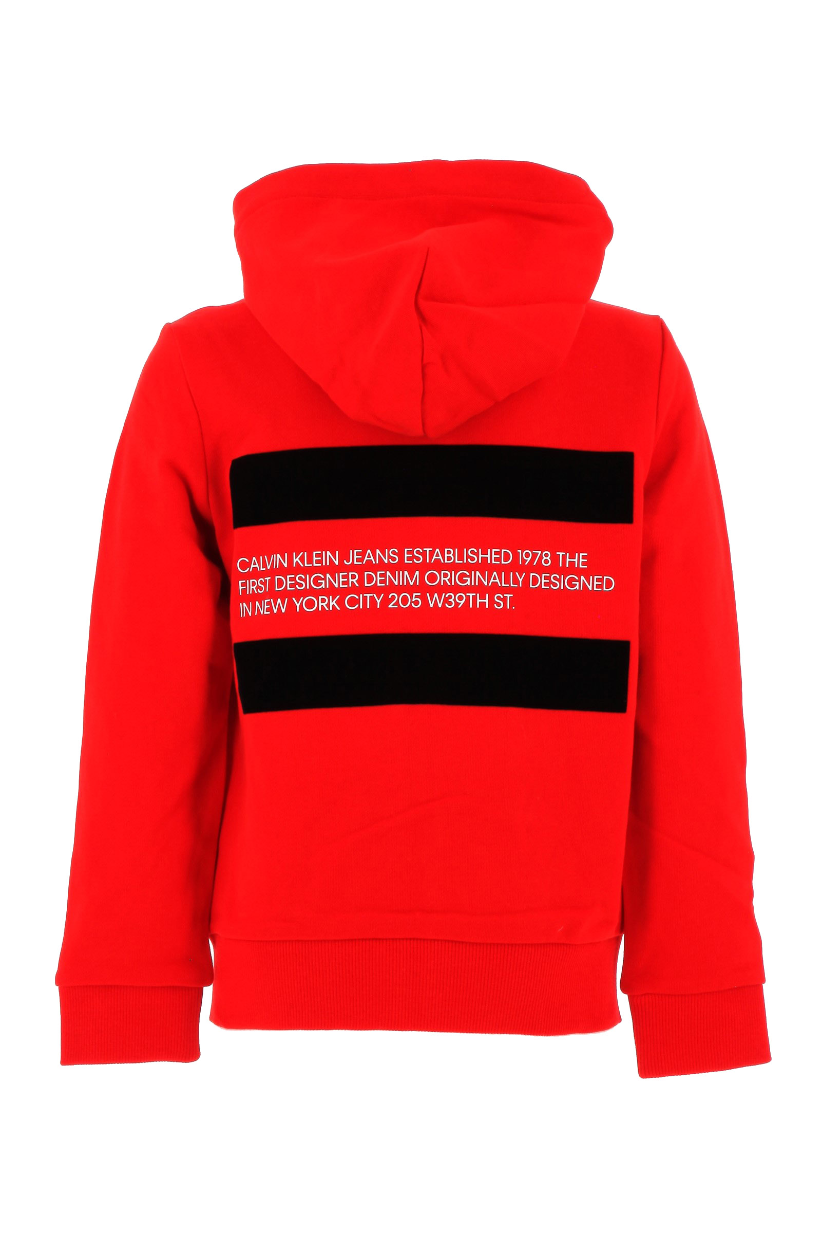 Sweatshirt with zip CALVIN KLEIN | Sweatshirt | IB0IB00626XND