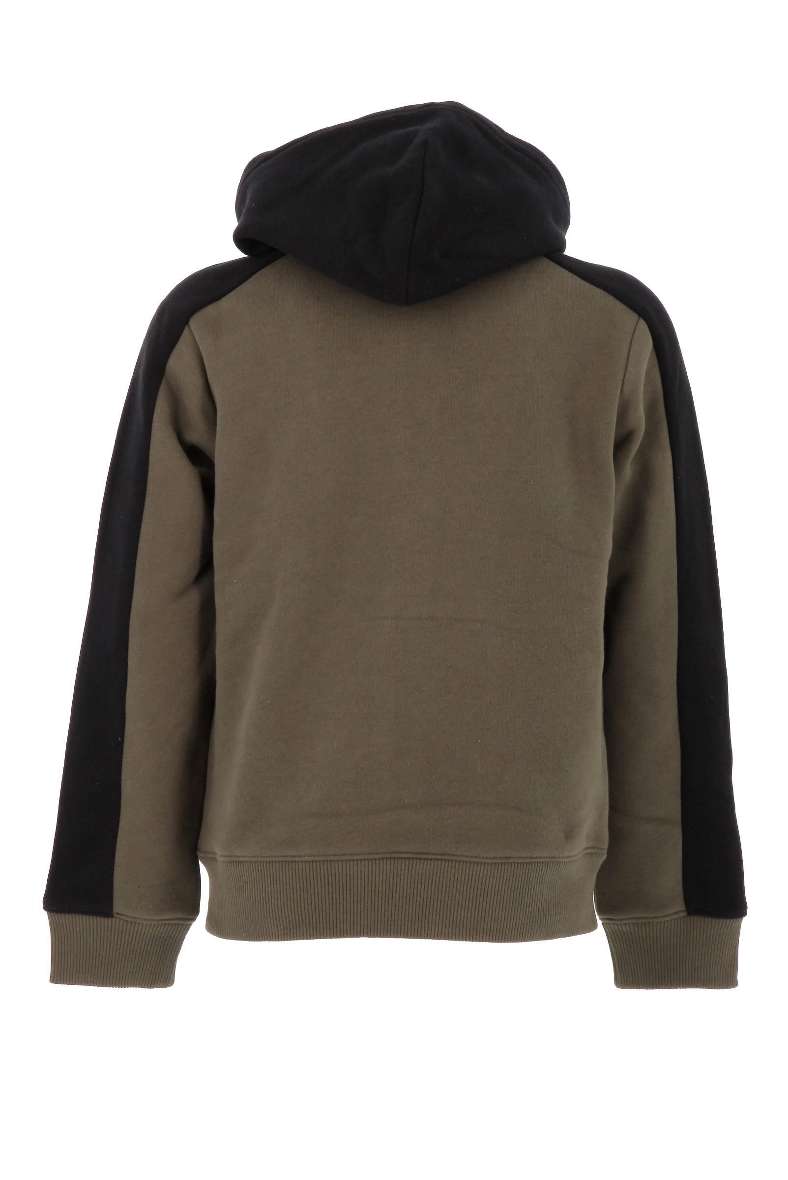Sweatshirt with zip CALVIN KLEIN   Sweatshirt   IB0IB00675LFH