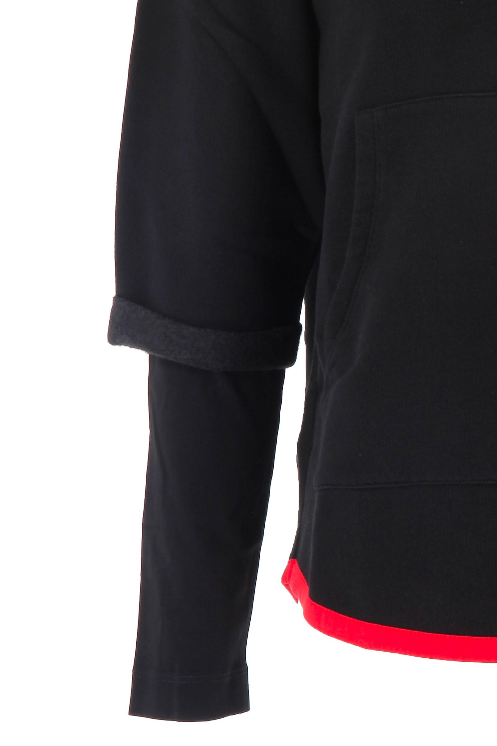Felpa manica doppiata MARCELO BURLON KIDS OF MILAN | Felpa | BMB21060020B010