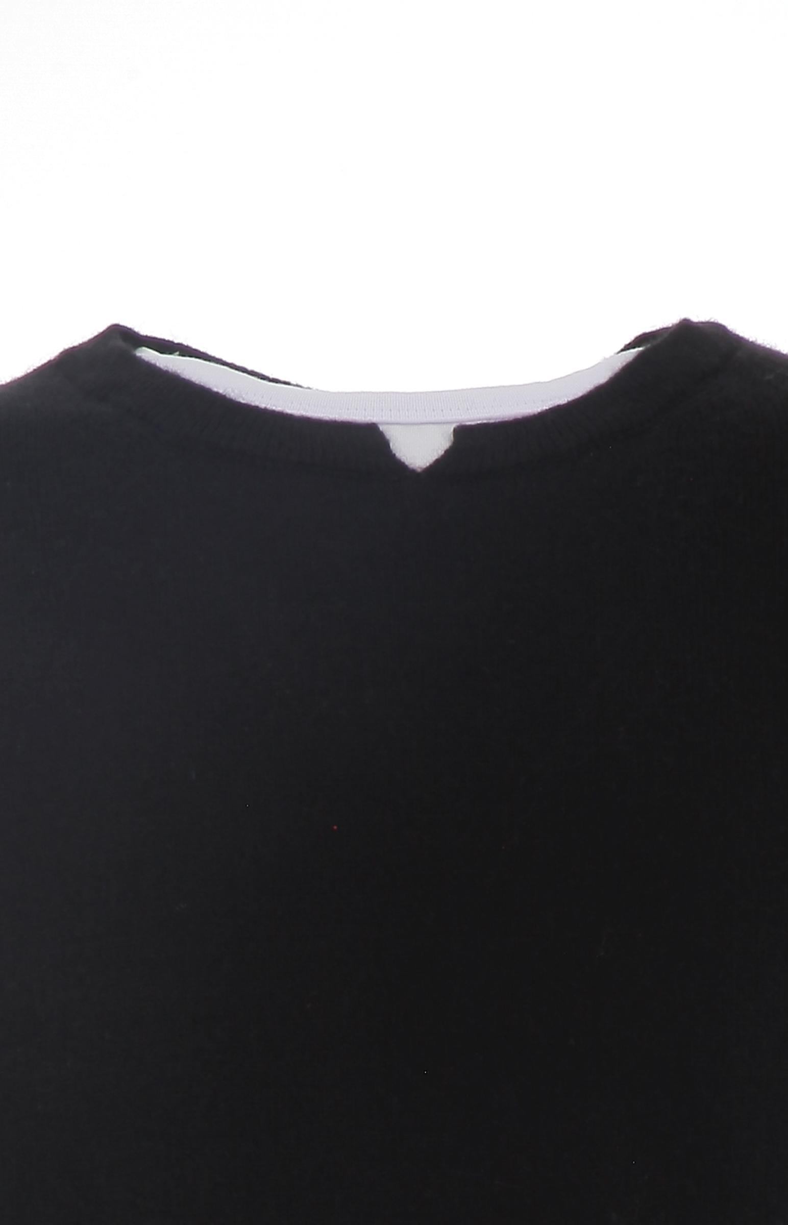 Pullover PAOLO PECORA | Pullover | PP2379NERO