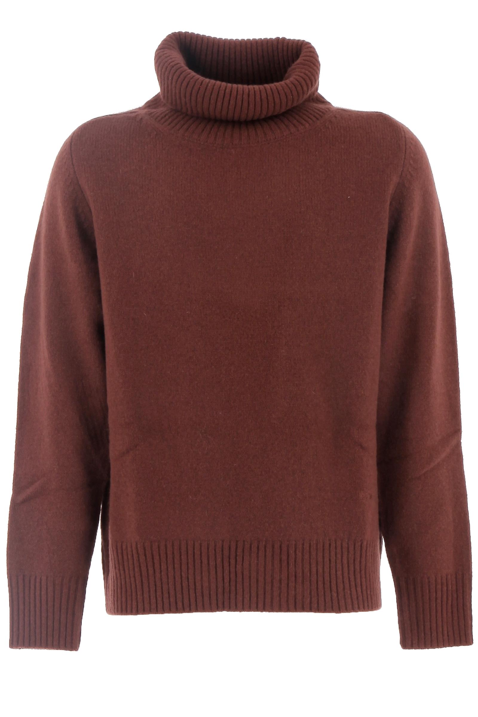 Pullover PAOLO PECORA | Pullover | PP2391BRUCIATO
