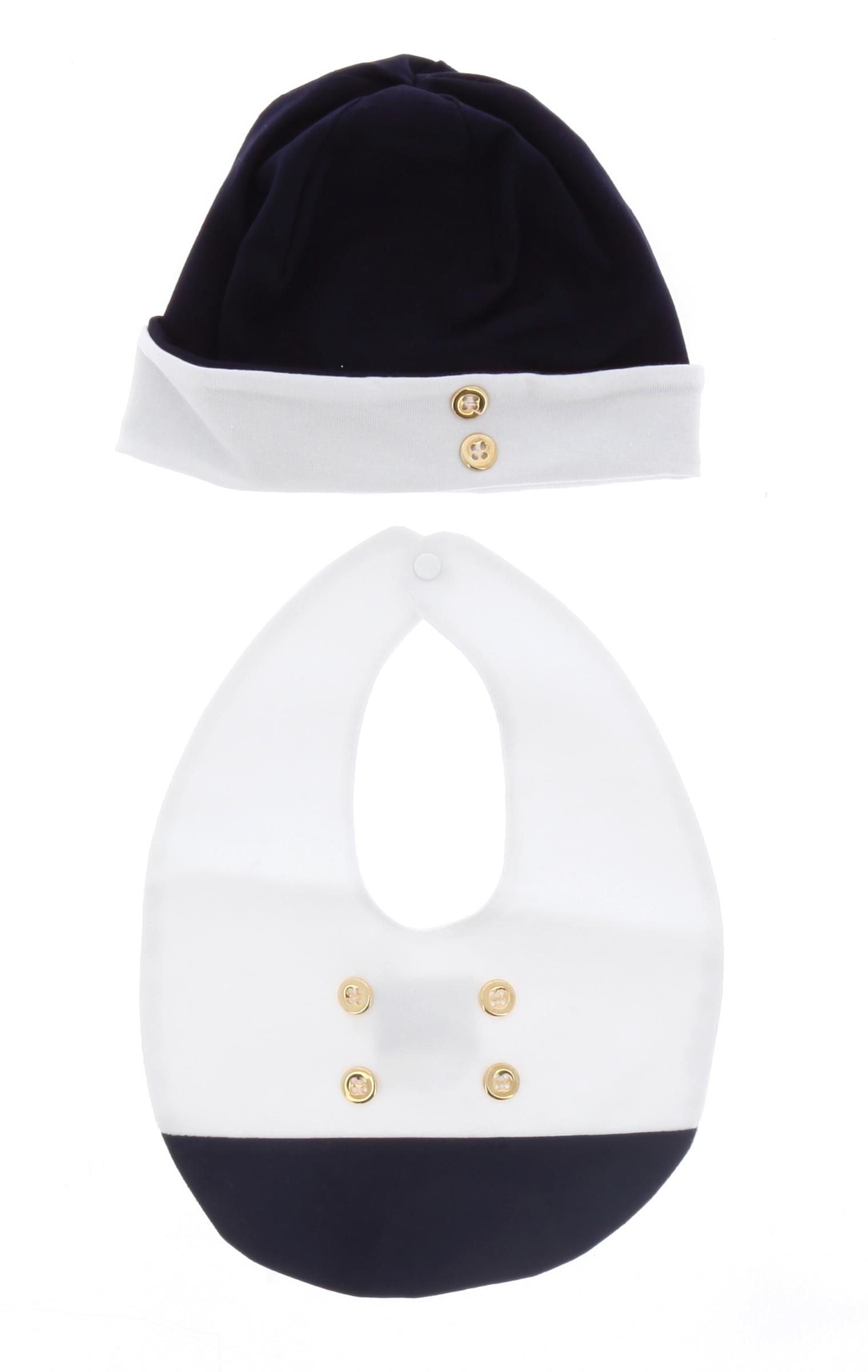 Kioki set KIOKI | Set cappello bavetta | SET35KSV