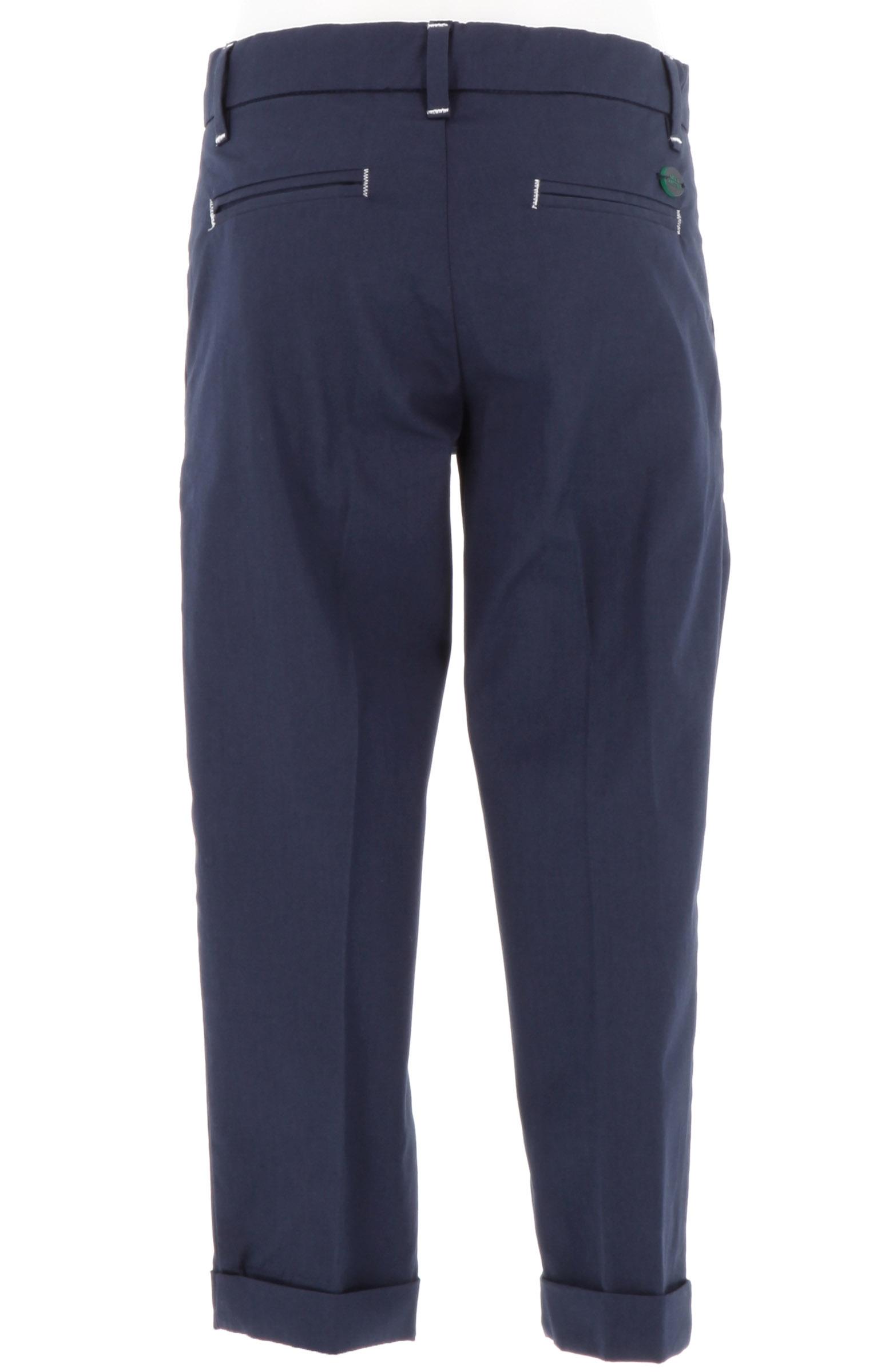 pantaloni Neill Katter NEILL KATTER | Pantaloni | 12608BLU