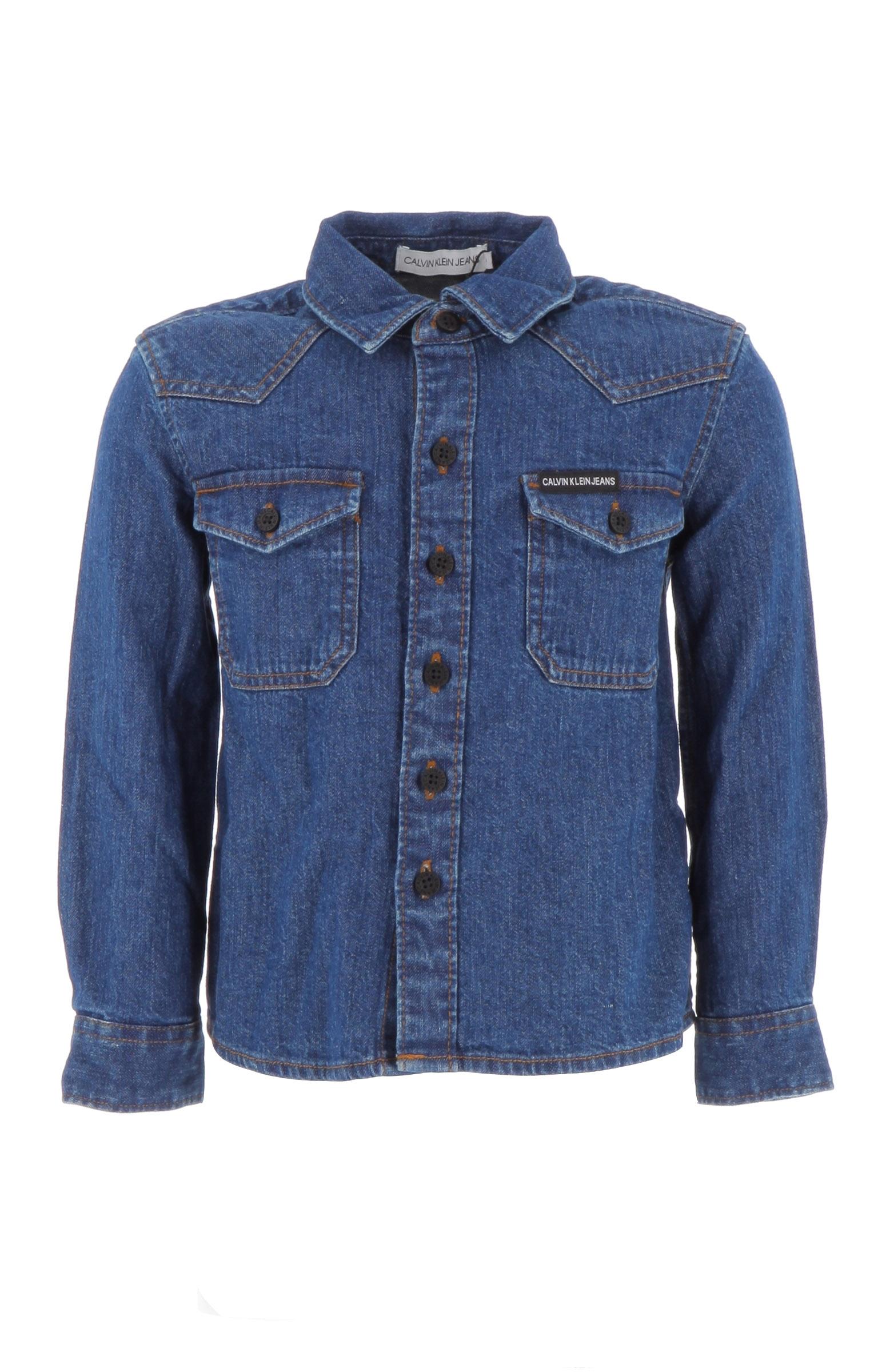 camicia jeans calvin CALVIN KLEIN   Camicia   IB0IB00293911