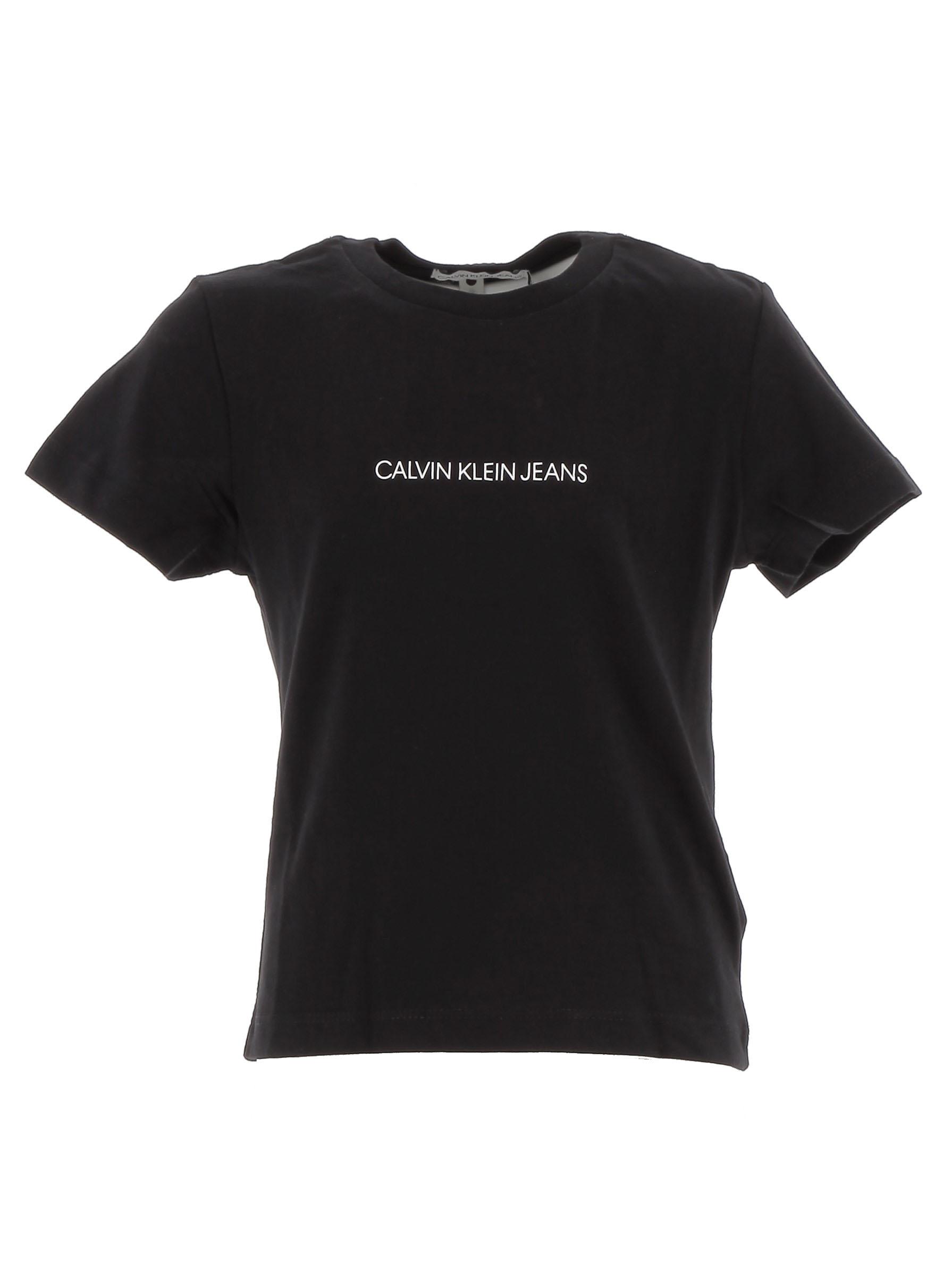 t-shirt calvin CALVIN KLEIN | T-shirt | IB0IB00449BAE
