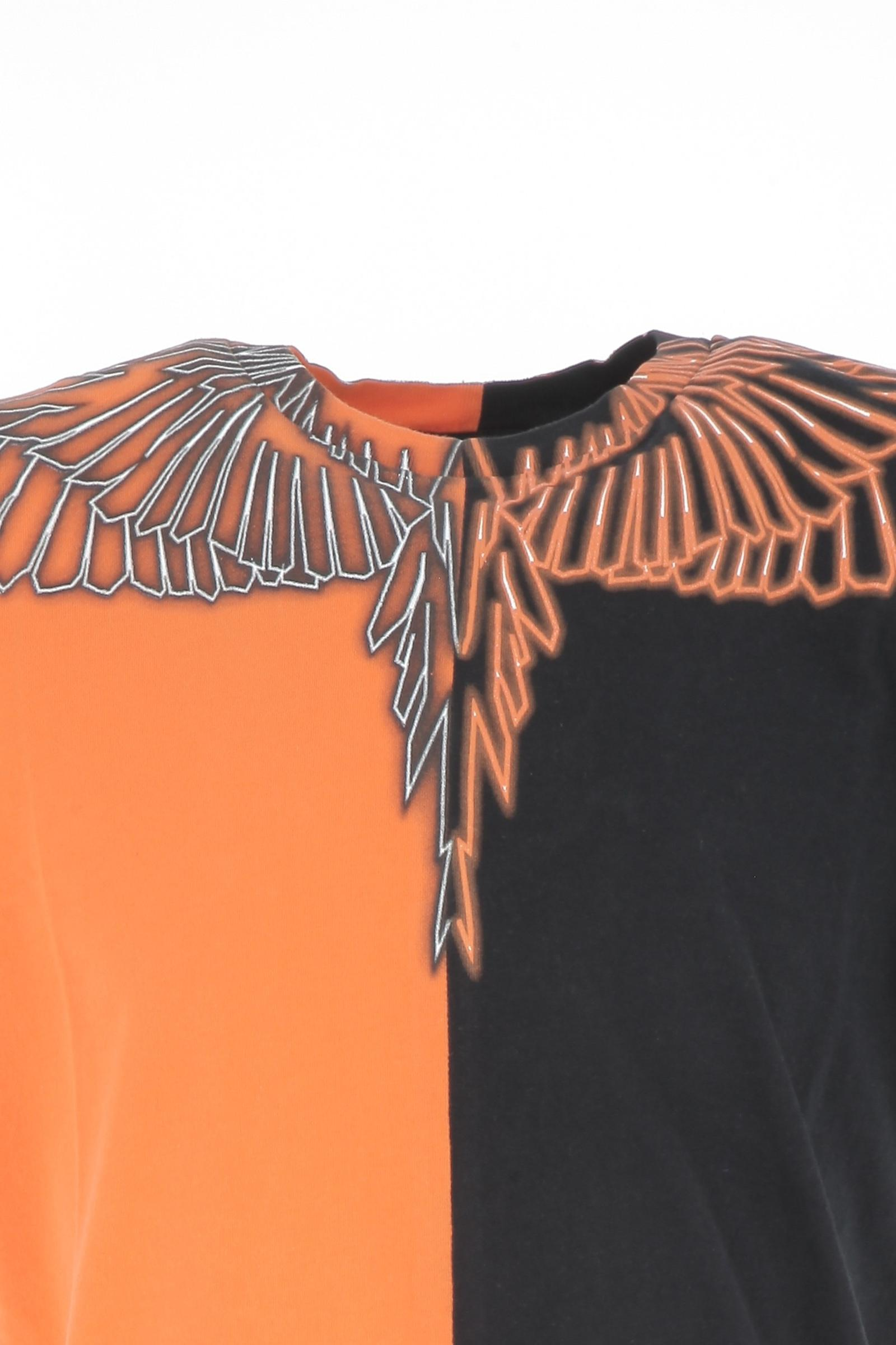 marcelo burlon t-shirt MARCELO BURLON KIDS OF MILAN | T-shirt | BMB11200010ESTB010