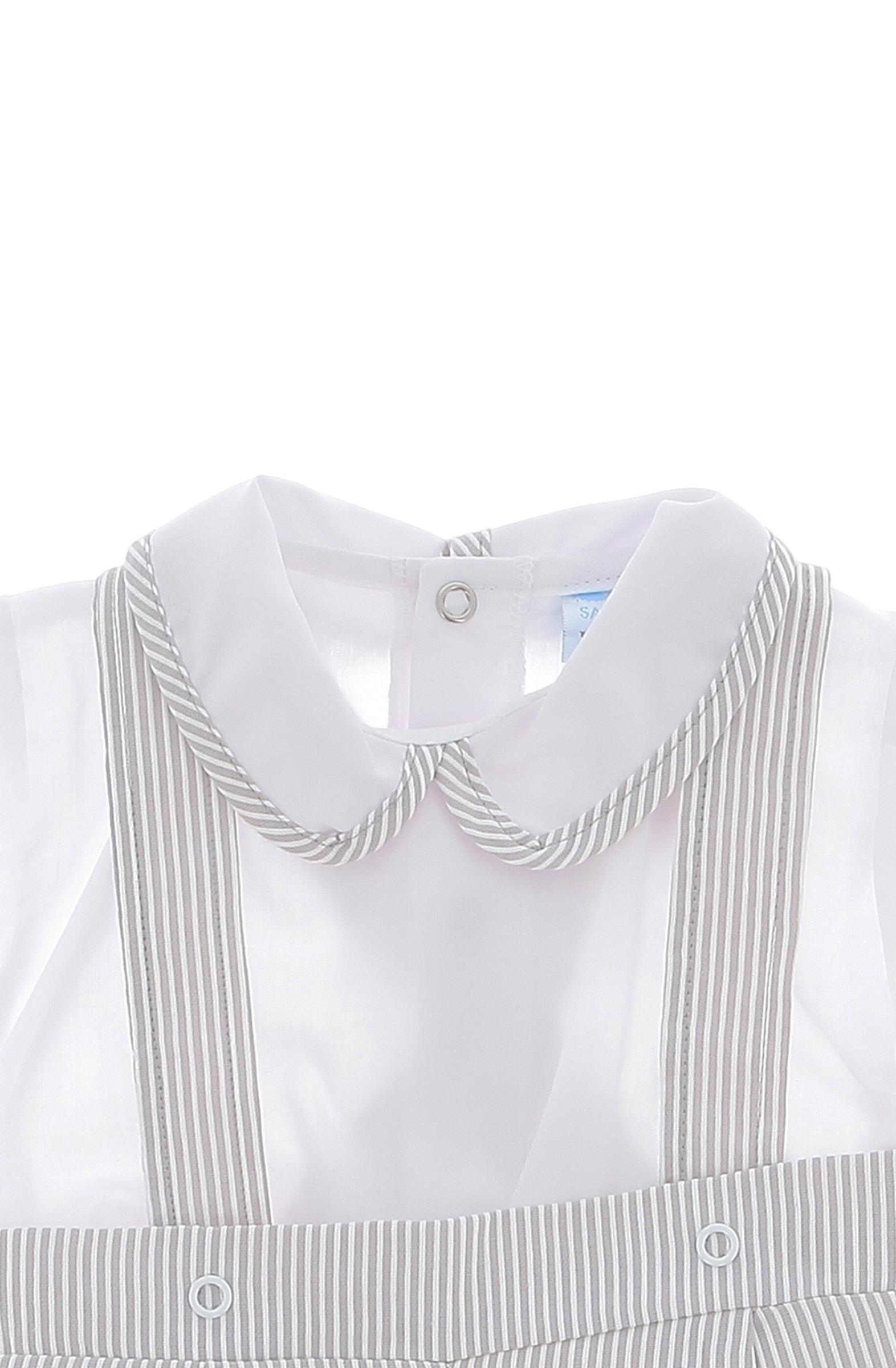 Sardon suit SARDON | T-shirt/bermuda set | 20BB676GRIGIO