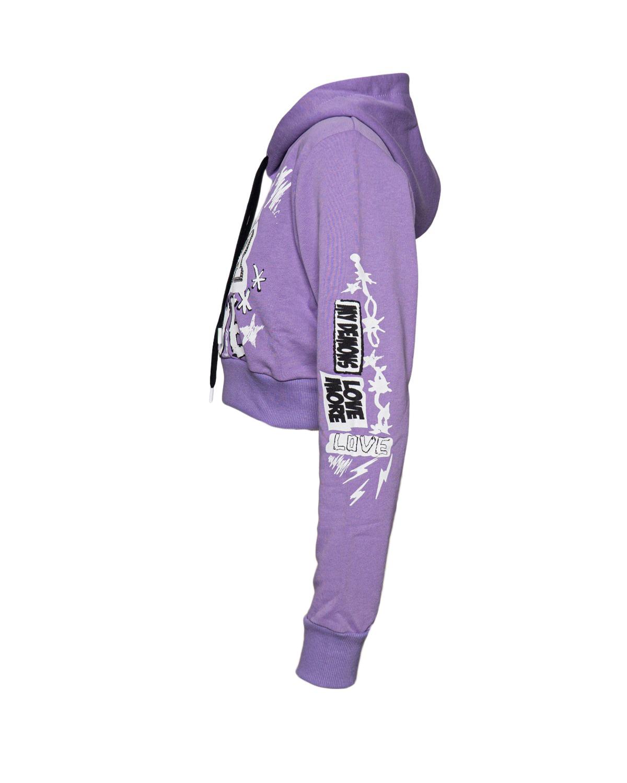 Sweatshirt GLSR | Sweatshirt | GT00014FLVIOLA