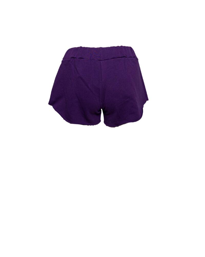 pantaloncini GLSR | Shorts | GT0006BRVIOLA