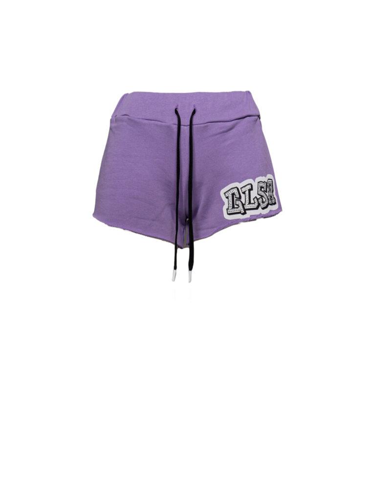 Pantaloncini GLSR | Shorts | GT0007BRVIOLA