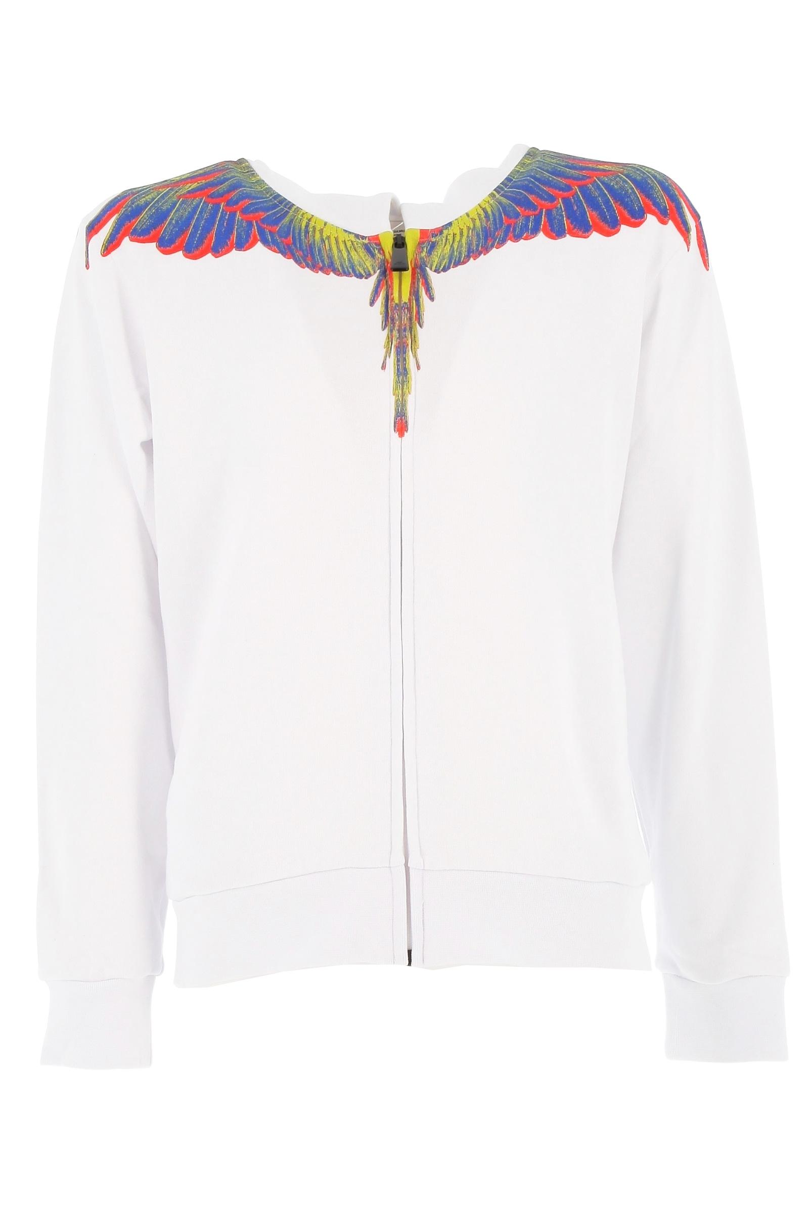 sweatshirt with zip MARCELO BURLON KIDS OF MILAN | Sweatshirt | BMB22030020B000