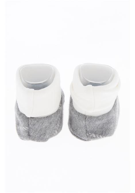 scarpa barcellino Barcellino | Scarpe da culla | 6478PANNAGRIGIO
