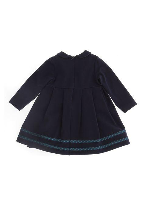 vestito barcellino Barcellino | Abito baby | 6599BLU