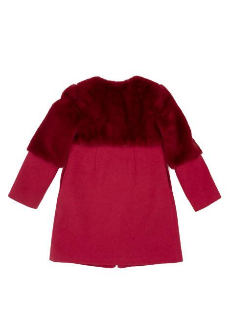 elisabetta franchi cappotto Elisabetta Franchi La mia Bambina | Cappotto | EFGB31GA380113