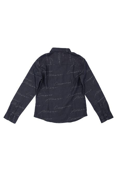 camicia Armani EMPORIO ARMANI | Camicia | 6Z4C091NUYZF909