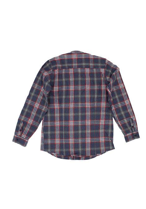 Frank Ferry shirt FRANK FERRY | Shirt | FF9253QUADRI