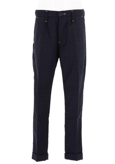 Neill Katter trousers NEILL KATTER | Pants | 11433BLU