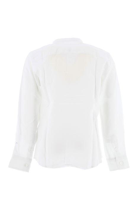 Paolo Pecora camicia PAOLO PECORA | Camicia | PP2338BIANCO