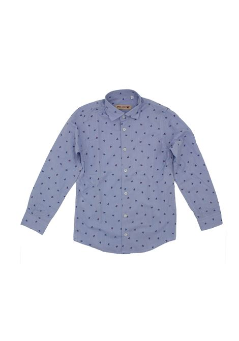 Paul Lan shirt PAUL LAN | Shirt | PL1013UCCELLI
