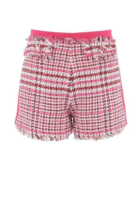 elisabetta franchi shorts Elisabetta Franchi La mia Bambina | Bermuda | EFBE18TV5530090