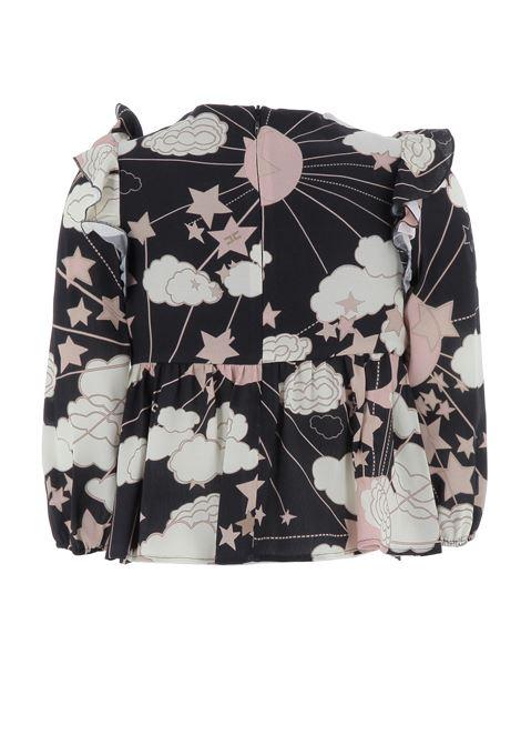 elisabetta franchi shirt Elisabetta Franchi La mia Bambina | Shirt | EFCA80GA790252