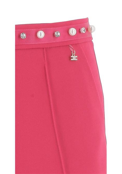 elisabetta franchi trousers Elisabetta Franchi La mia Bambina | Pants | EFPA56GA370108
