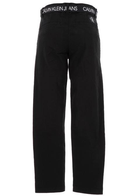Pantaloni CALVIN KLEIN | Pantaloni | IB0IB00518BEH