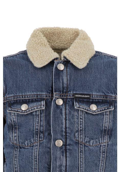 Jeans jacket CALVIN KLEIN | Jacket | IB0IB005911A4