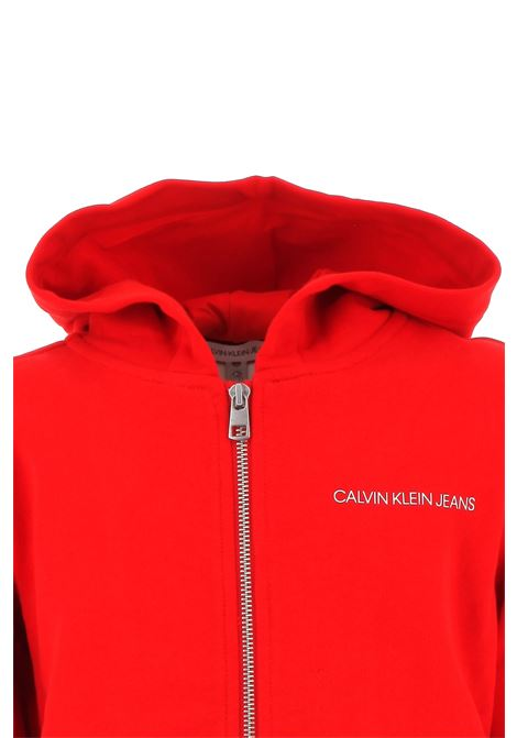 Sweatshirt with zip CALVIN KLEIN | Sweatshirt | IB0IB00626XND