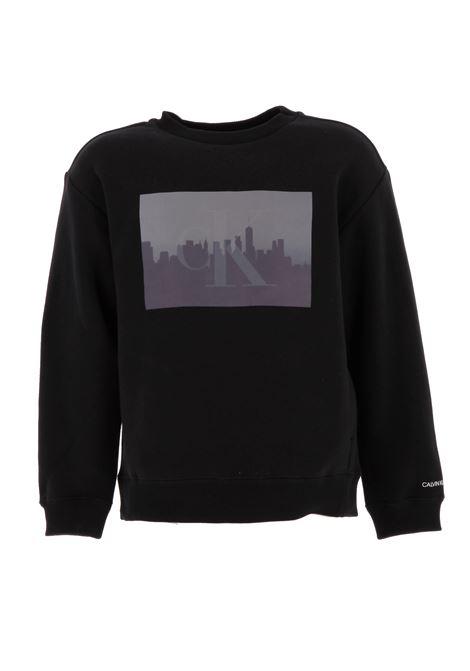 Sweatshirt CALVIN KLEIN | Sweatshirt | IB0IB00639BEH