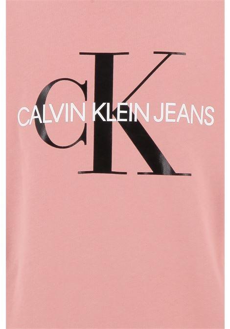 Sweatshirt dress CALVIN KLEIN | Informal dress | IG0IG00712TQS