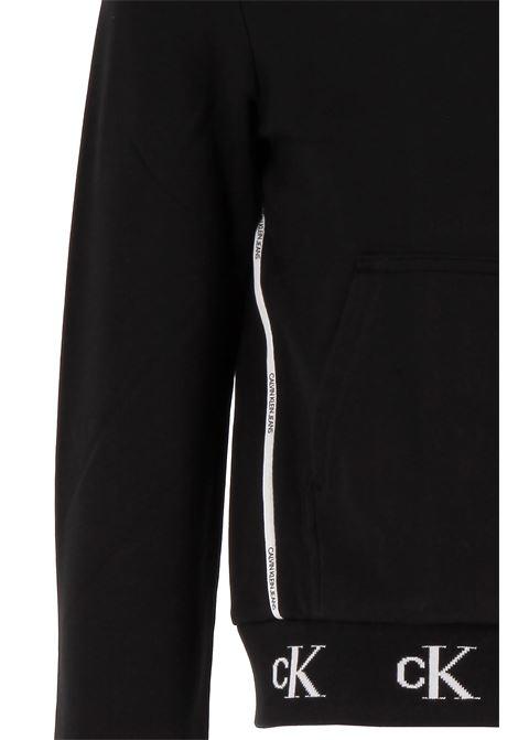 Sweatshirt with zip CALVIN KLEIN | Sweatshirt | IG0IG00833BEH