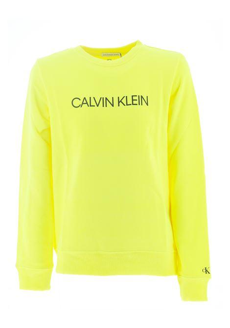 felpa CALVIN KLEIN | Felpa | IU0IU00162ZAA