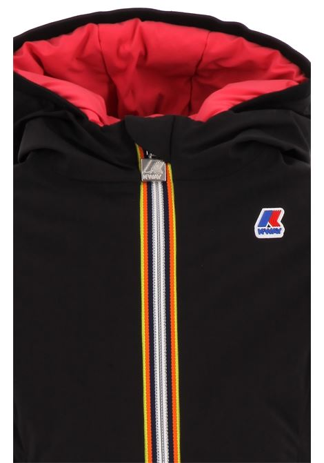 Reversible jacket K-way | Jacket | K11199WA3N