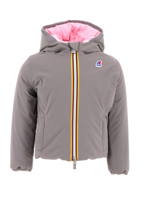 Reversible jacket K-way | Jacket | K11199WA4A