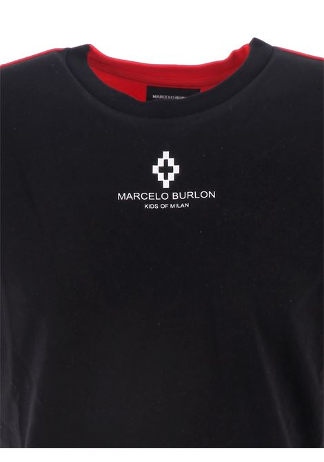 T-shirt Basic MARCELO BURLON KIDS OF MILAN | T-shirt | BMB11130010B010
