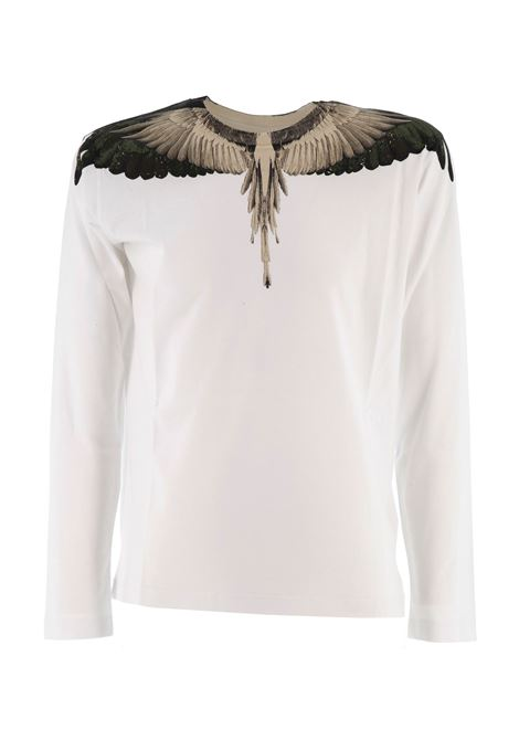 Long sleeve t-shirt MARCELO BURLON KIDS OF MILAN | T-shirt | BMB11440010B000