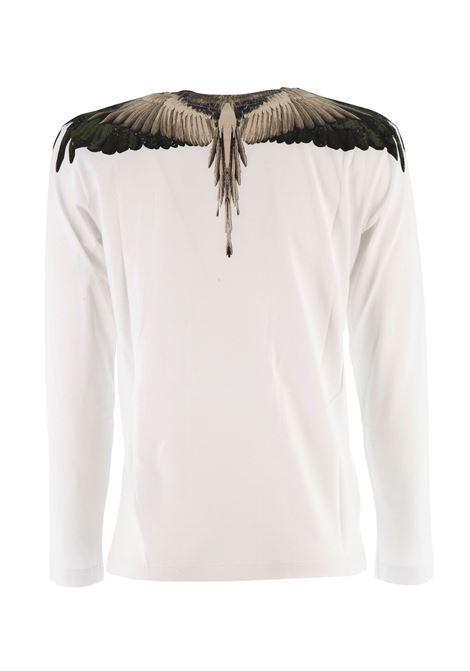t-shirt manica lunga MARCELO BURLON KIDS OF MILAN | T-shirt | BMB11440010B000